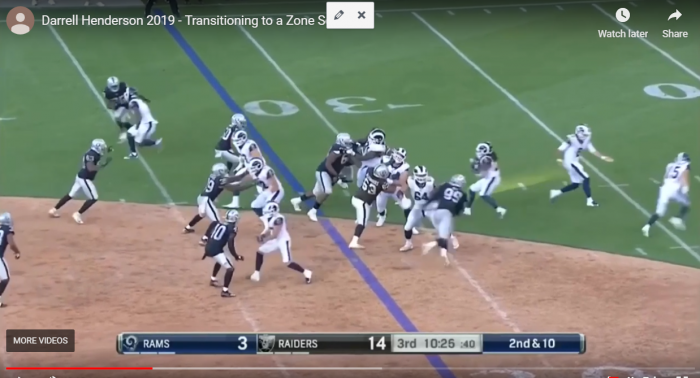 J. Moyer's RSP NFL Lens: RB Darrell Henderson's (Rams) Transition to Zone Blocking