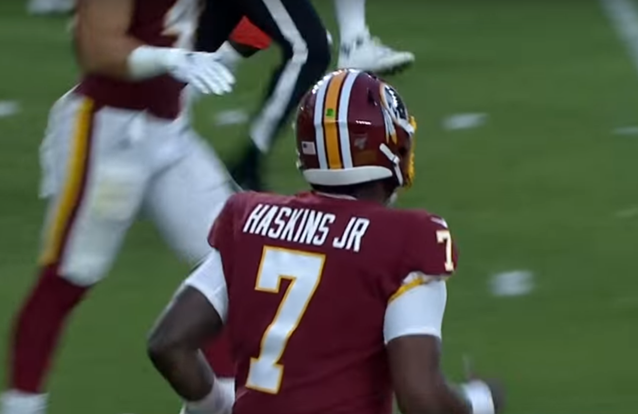 Mark Schofield's RSP Scouting Lens: On Dwayne Haskins, Human Nature and Development