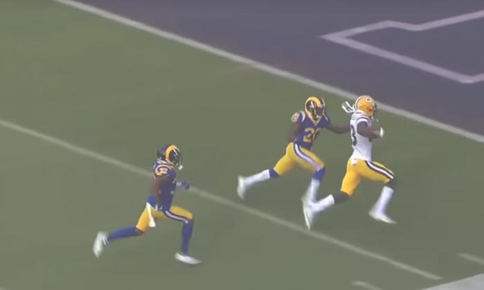 Matt Waldman's RSP NFL Lens: WR Marquez Valdes-Scantling's (Packers) Stick, Dip, and Rip