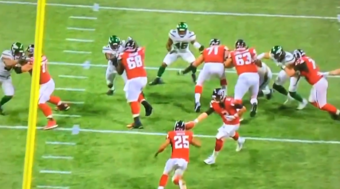 Matt Waldman's RSP NFL Lens: RB Ito Smith's (Falcons) Diagnosis of a Cutback