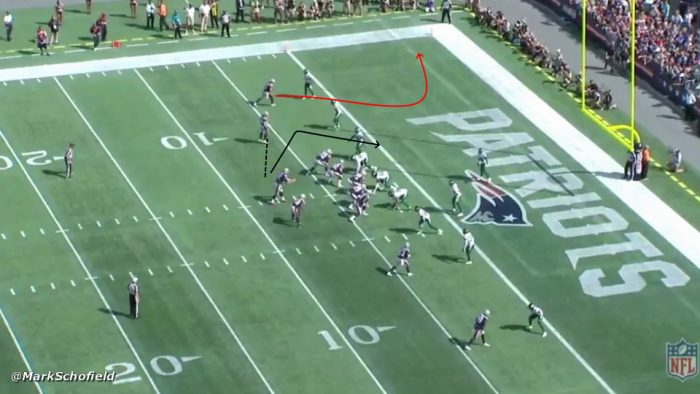 Mark Schofield's RSP NFL Lens: Helping Tom Brady