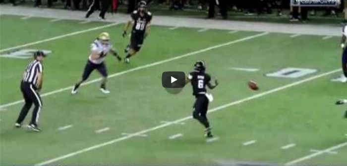 Matt Waldman's RSP Boiler Room No.243 WR Cedric Byrd (Hawaii): How Ingrained Is A WR's Catch Technique