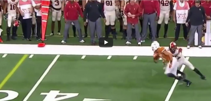 Matt Waldman's RSP Boiler Room No.236: WR Collin Johnson (Texas) Tiny Details, Big Plays