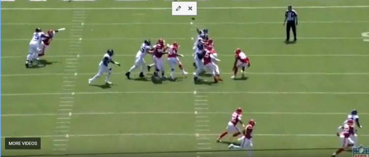Mark Schofield's RSP NFL Lens QB Gardner Minshew (Jaguars): Confirming Coverage and the Cut Call