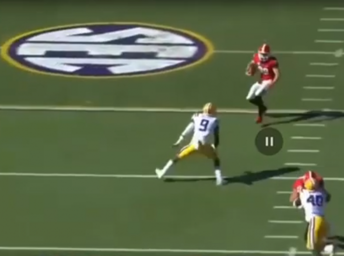 Matt Waldman's RSP Boiler Room No.240 S Grant Delpit (LSU): Steps Ahead