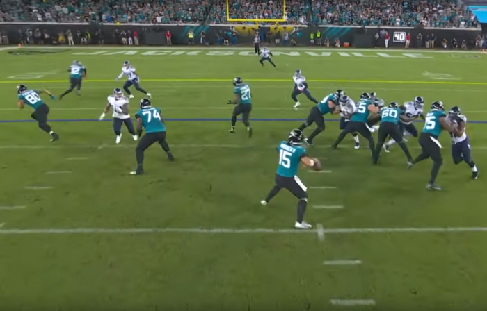 Matt Waldman's RSP Sample Scouting Report on Gardner Minshew (Jaguars)