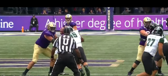 Mark Schofield's RSP Scouting Lens: QB Jacob Eason (Washington) and Reading the Middle