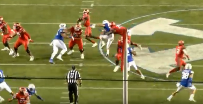 Mark Schofield's RSP Scouting Lens: QB Tyler Huntley (Utah) and Pressure