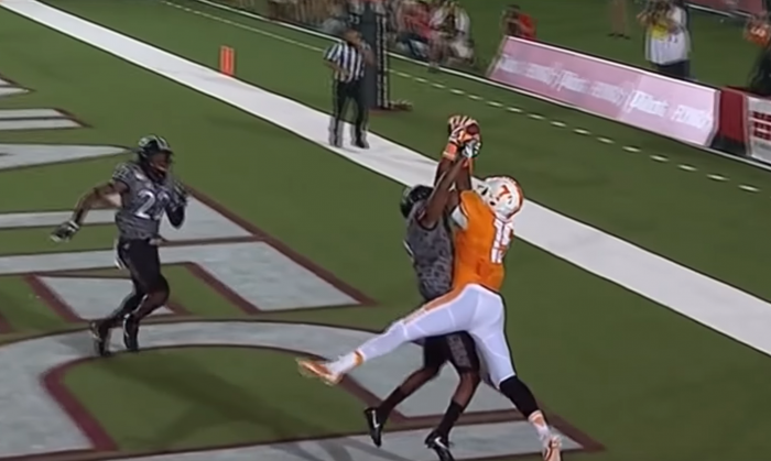 Matt Waldman's RSP Boiler Room: Jauan Jennings (Tennessee) and the Beast Within