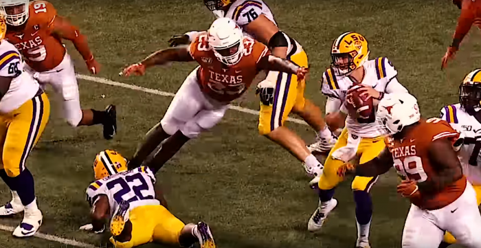 Matt Waldman's RSP Boiler Room QB Joe Burrow (LSU): Pocket, Footwork, and Velocity