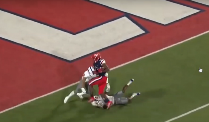Matt Waldman's RSP Boiler Room WR Antonio Gandy-Golden (Liberty): Hoss