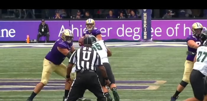 Mark Schofield's RSP Scouting Lens: QB Jacob Eason (Washington) Reading the Middle Redux