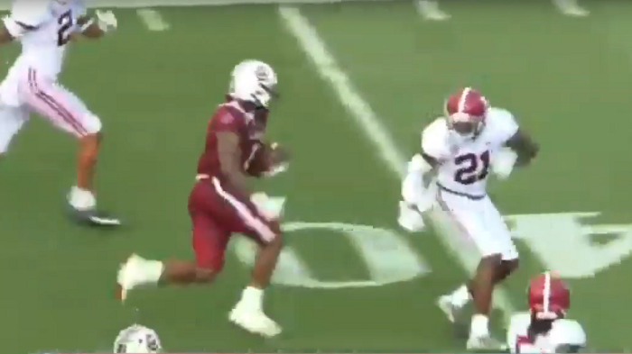 Matt Waldman's RSP Boiler Room RB Rico Dowdle (South Carolina): Dr. Sleep