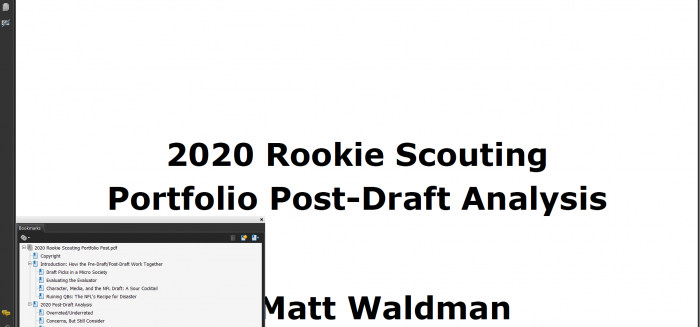 The 2020 RSP Post-Draft Is Ready for Download