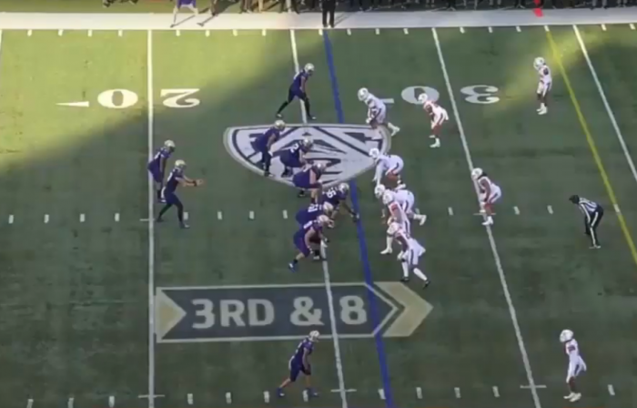 Matt Waldman's RSP Boiler Room: QB Jacob Eason's (Washington) Balancing Act