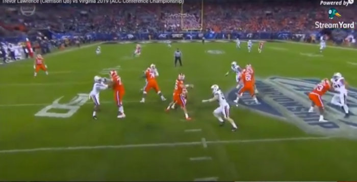 Matt Waldman's RSP Film Room: QB Trevor Lawrence (Clemson) with Mark Schofield