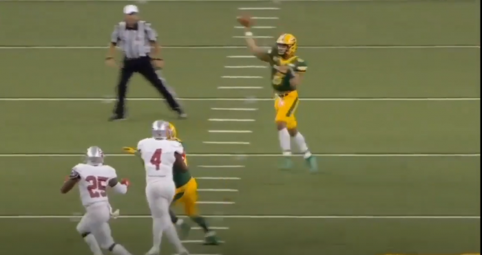 Matt Waldman's RSP Film Room No.200 with Mark Schofield: QB Trey Lance (North Dakota State)