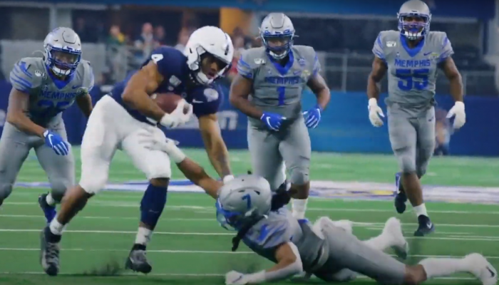 Matt Waldman's RSP Boiler Room: The Promise of #PennState RB Journey Brown