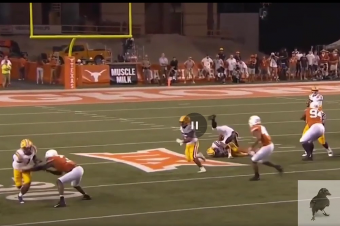 Matt Waldman's RSP Boiler Room WR Ja'Marr Chase (LSU): Game That Speaks in Complete Sentences