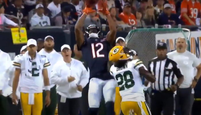 Matt Waldman's RSP NFL Lens: What Makes (Bears) WR Allen Robinson Tic?