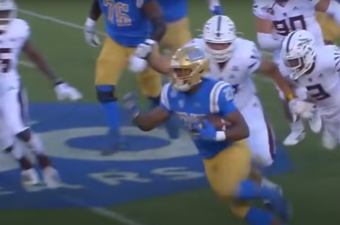 Matt Waldman's RSP Sample Scouting Report: #Chargers RB Joshua Kelley