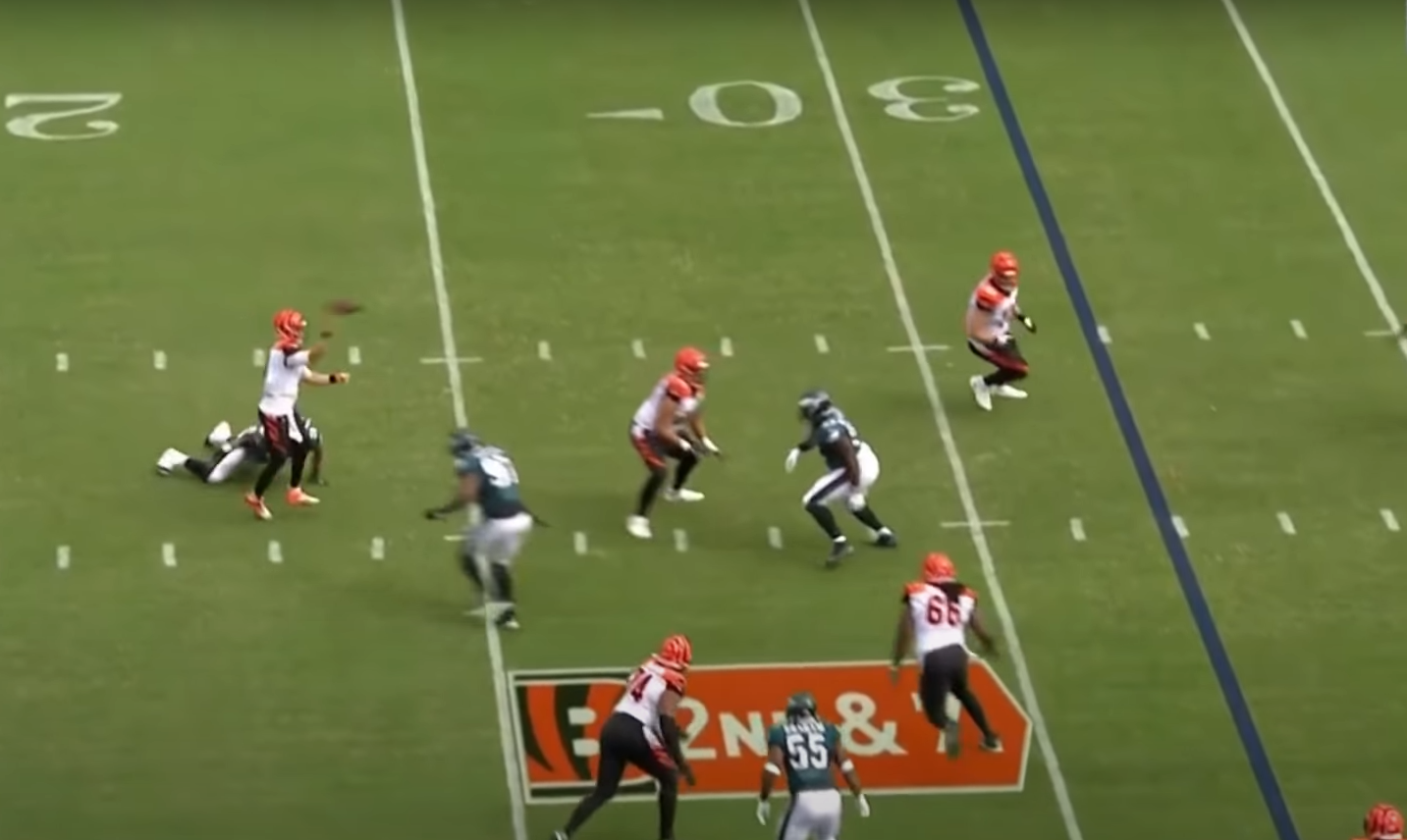 Mark Schofield's RSP NFL Lens: The Education of #Bengals QB Joe Burrow