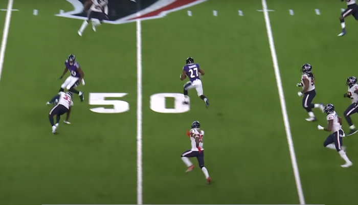 Matt Waldman's RSP NFL Lens: RB J.K. Dobbins #Ravens Is Ready for Flight