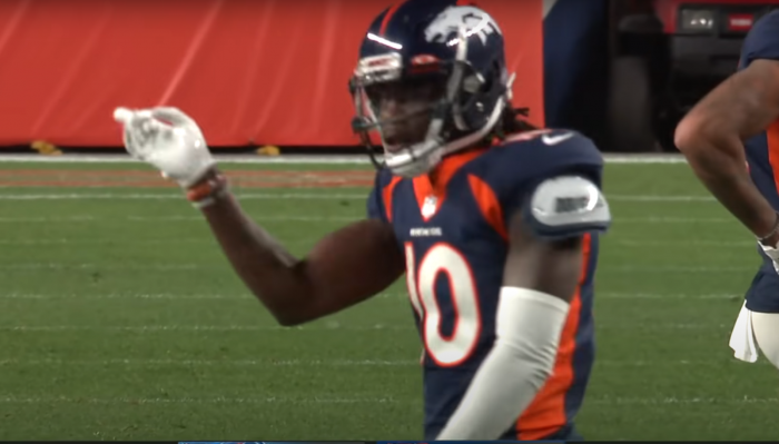 Matt Waldman's RSP NFL Lens: #Broncos WR Jerry Jeudy Isn't Antonio Brown. Reggie Wayne? Eventually.
