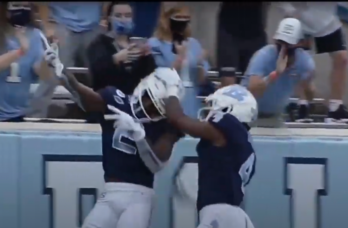Matt Waldman's RSP Boiler Room No.290 #UNC WR Dyami Brown: Releases and Route Setups