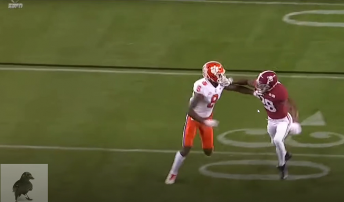 Matt Waldman's RSP Boiler Room No. 286: WR Justyn Ross #Clemson Dictating Coverage