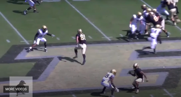 Matt Waldman's RSP Boiler Room No. 285 WR Rondale Moore #Purdue Routes And YAC