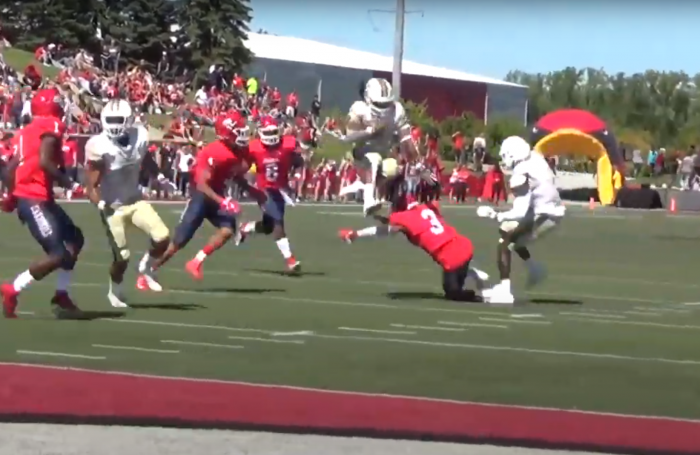Matt Waldman's RSP Boiler Room No.294 RB Jaquan Hardy (Tiffin)