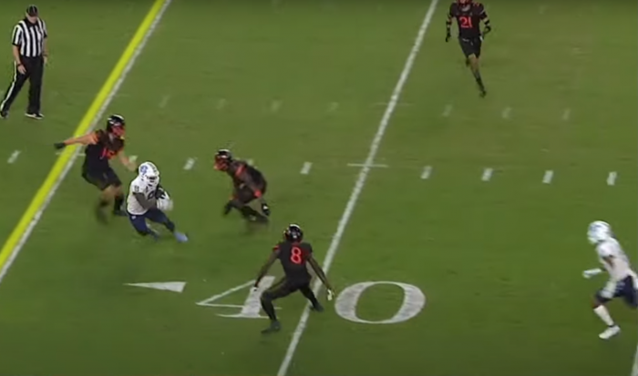 "Matt Waldman's RSP Boiler Room RB Michael Carter #UNC: A Tip for Scouting Beyond ""The Competition"""
