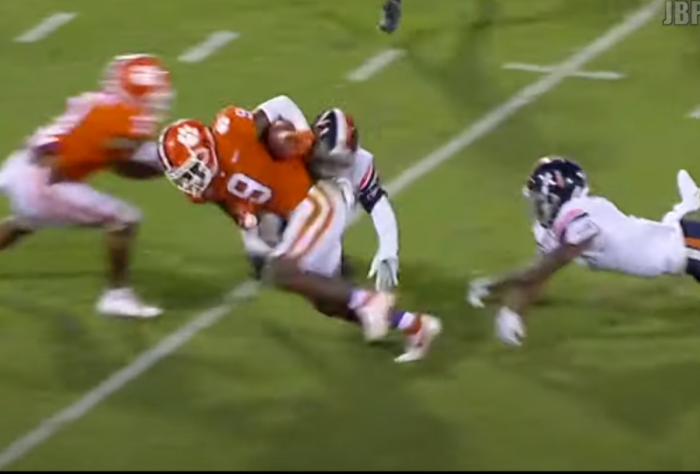 Matt Waldman's RSP Film Room: Why Another Year at Clemson Proved Wise for RB Travis Etienne