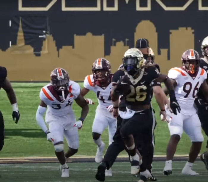 Matt Waldman's RSP Boiler Room No. 300: The Dynamic and Efficient Movement and Vision of RB Christian Beal-Smith (Wake Forest)